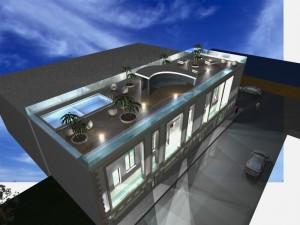 Progetto residence Favignana